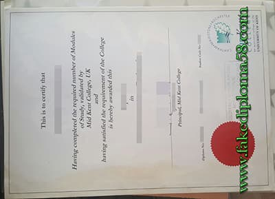 How to buy MidKent College fake diploma in UK