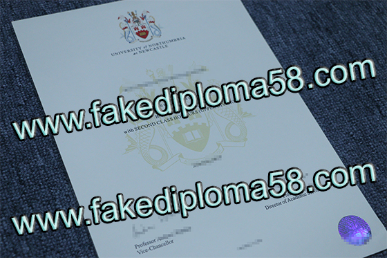 Buy fake diploma, where to buy Northumbria University diploma