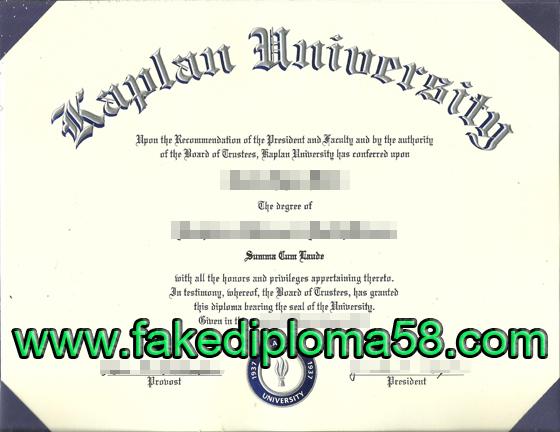Kaplan university diploma, buy a fake diploma of Kaplan university