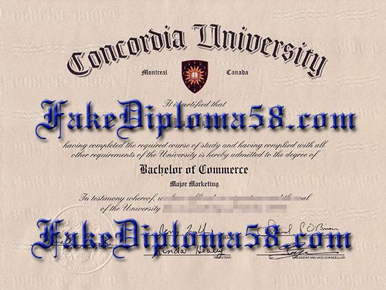 Buy fake Concordia University certificate online,fake diploma,buy fake Concordia University degree,fake transcript, buy Concordia University degrees