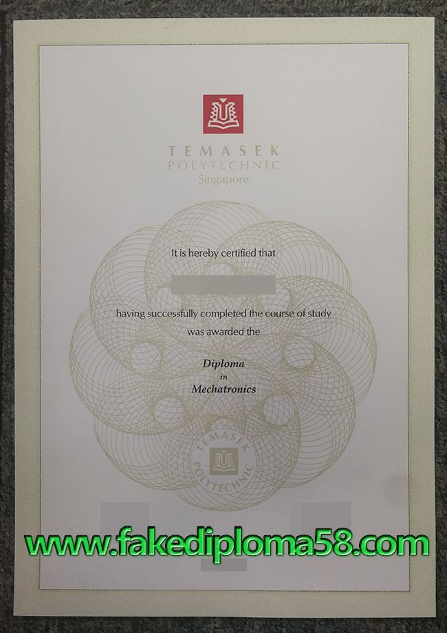 Where can I buy a fake diploma from Singapore Temasek Polytechnic?