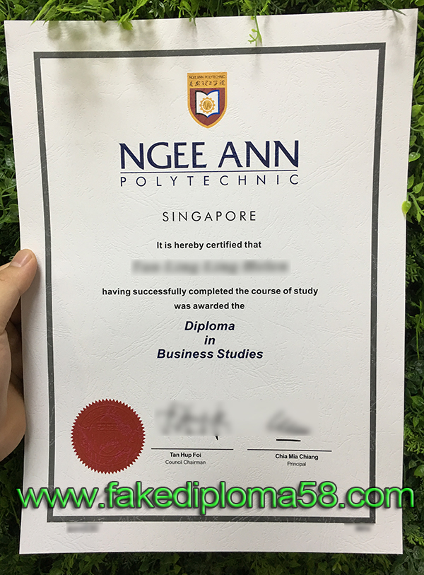 Ngee Ann Polytechnic diploma, Ngee Ann Poly degree