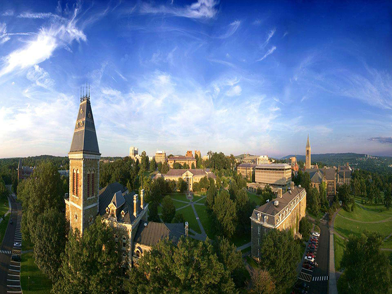 Introduction of Cornell University