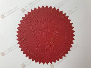 Canadian College Seal