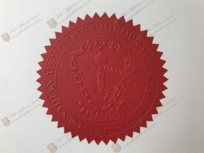 Seal of Canadian College
