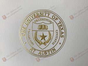 The University of Texas Seal