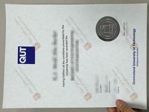 Queensland University of Technology Fake diploma