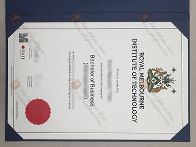 Copy RMIT Diploma, Royal Melbourne Institute of Technology University Fake Degree Certificate