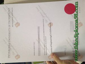 Swinburne University of Technology fake diploma