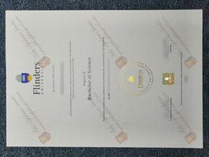 Flinders University fake diploma