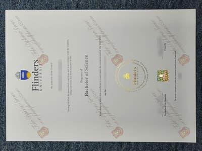 Copy Flinders University Diploma, Get Flinders University Degree