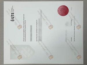 University of Technology Sydney fake diploma