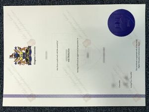 Kingston University diploma