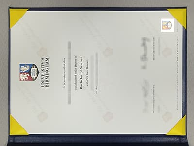 Get a Fake University of Birmingham Diploma Online, Buy UoB Degree