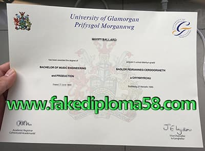 Where to Buy the University of Glamorgan Diploma?