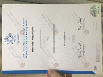 How to buy A Fake QQI Award Certificate? Same As The Original
