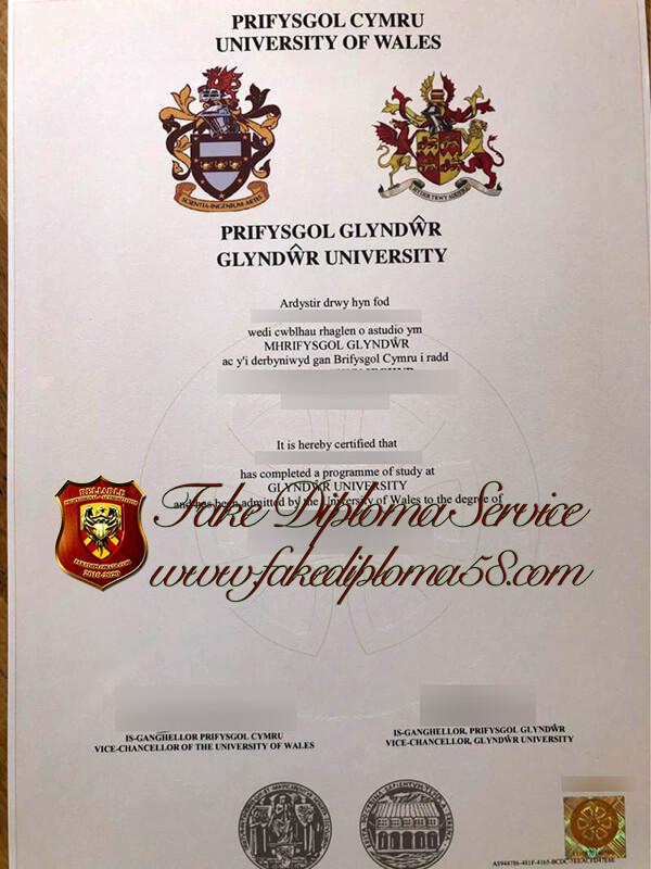 The University of Wales fake diploma