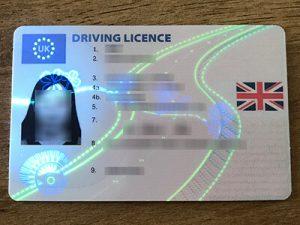 buy fake UK Driving Licence