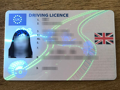 How much For a Fake UK Driving Licence?