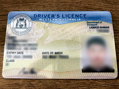 How to buy a Western Australia Driver's Licence Online?