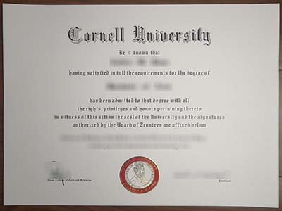 Is it reliable to buy a fake Cornell University degree online