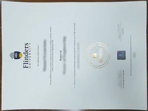 Flinders University degree