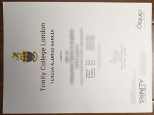 rinity College London degree
