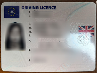 How to buy a fake UK driver's license online