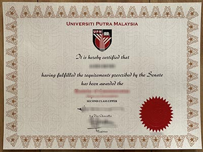 Can you buy a fake Universiti Putra Malaysia degree quickly online