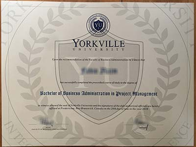 How to purchase a fake Yorkville University degree quickly