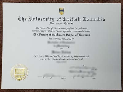 How can i purchase a false University of British Columbia degree online