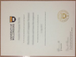 university of Wollongong Austrialia degree