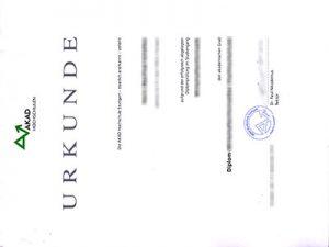 AKAD degree