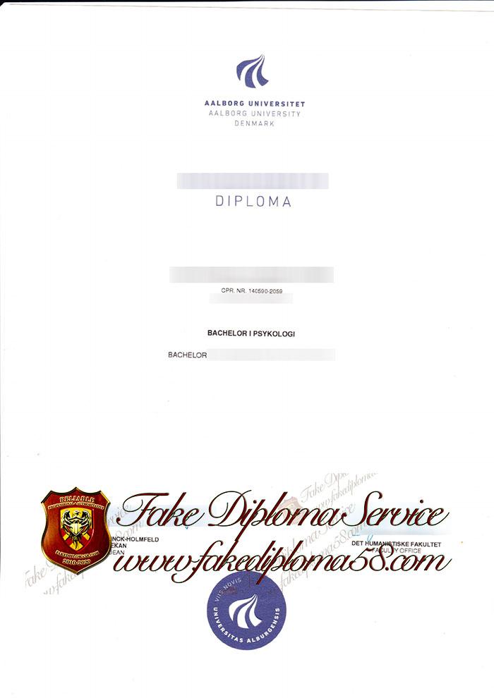 Aalborg University degree