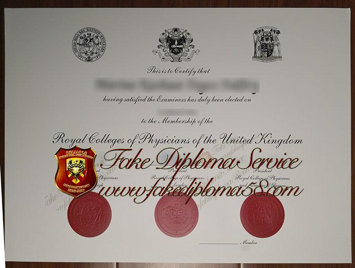 MRCP certificate