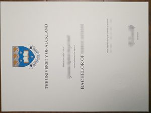 The University of Auckland degree