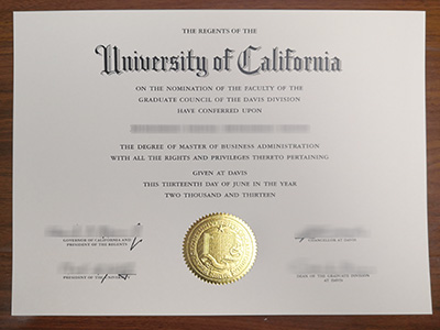 The best website to order a phony University of California degree