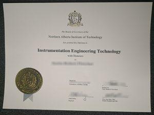 NAIT diploma