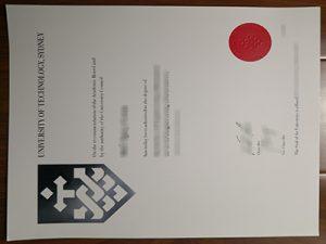 University of Technology Sydney degree