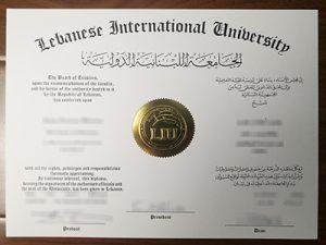 LIU degree
