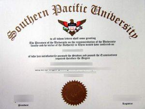 SPU degree