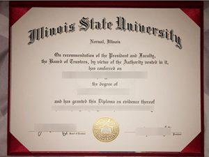 illinois State University degree